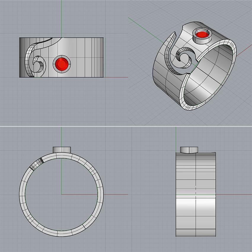 3D-risba-prstan-kristal