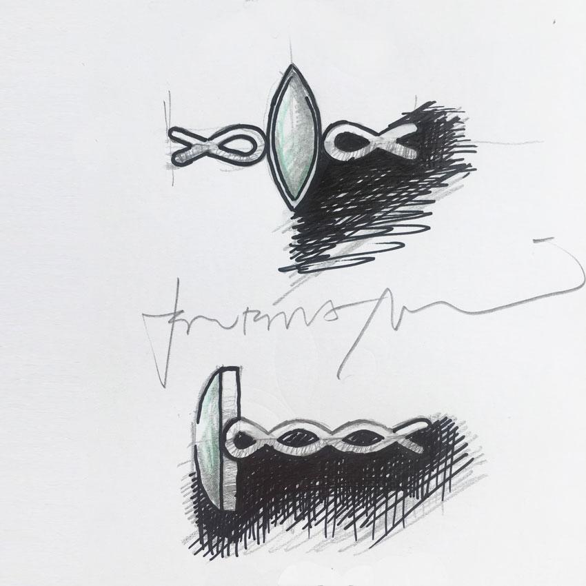 Skica-prstan-neskončnost-opal