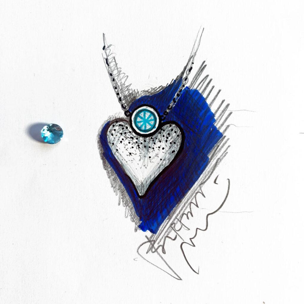 skica-topaz-srce-ogrlica